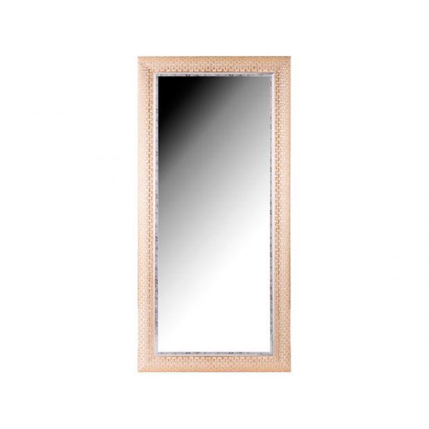 Зеркало 35,4х85,4 см в раме 97х46 см-575-905-25