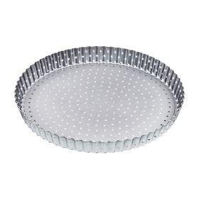 Форма для выпечки со съемн.дном, антипригарное покрытие 26*3 см, криспи-904-035