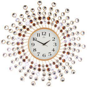 Часы настенные кварцевые диаметр=60 см (кор=6шт.)-207-336