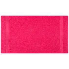 Полотенце махровое,50*90, малиновый(006)-00-00000654