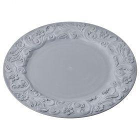 Пластиковая подстановочная тарелка-505-078
