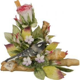 Декоративное изделие птицы 18*13*15 см.