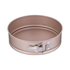 Форма для выпечки разъемная с антипригарным покрытием 26*6,8 см-708-074