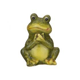 Фигурка лягушка 6.5*5.6*8.3 см