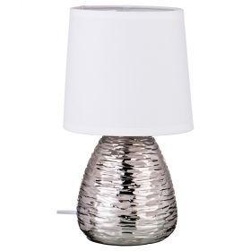 Светильник+абажур высота=28 см. диаметр=15 см.-139-196