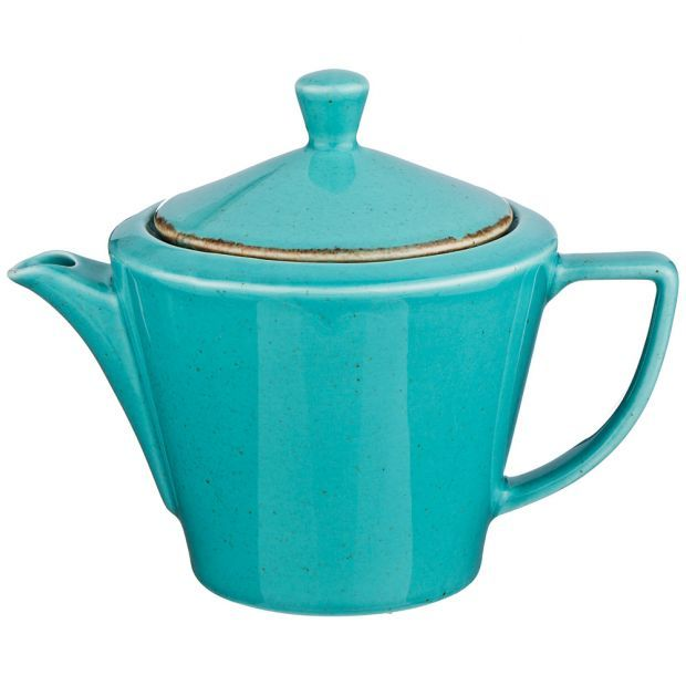 Чайник seasons 500 мл цвет бирюзовый (кор=6шт.)-664-201