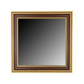 Зеркало 57х47  см. в раме 72х62 см.-575-910-24