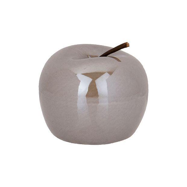"""Фигурка """"яблоко"""" 8*8*6 см. (кор=96шт.)-146-1302"""