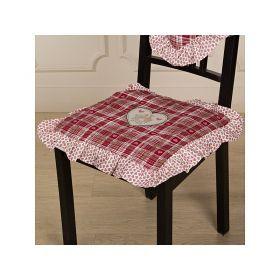 Сидушка на стул 52*52 см.без упаковки-329-016