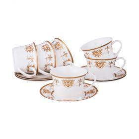 Кофейный набор на 6 персон 12 пр. 100 мл.-760-609