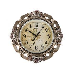 Часы настенные кварцевые 50*7*50 см. диаметр циферблата=31 см.-204-145