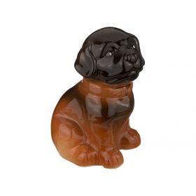 Копилка щенок ротвейлера 14*12*22 см. без упаковки
