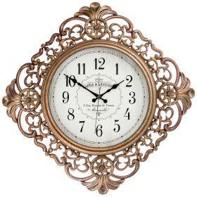Часы настенные кварцевые 45*45 см (кор=8шт.)-207-311