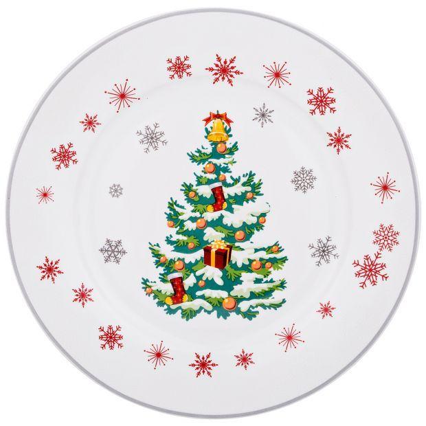 Тарелка десертная диаметр=19 см-87-138