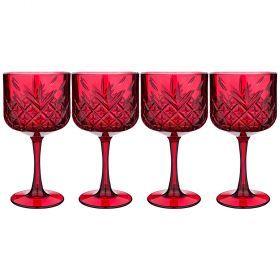 Набор фужеров для вина из 4 шт.