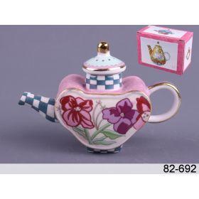 Чайник декоративный 7*11*4 см. 100 мл.