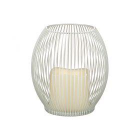 Изделие декоративное со светодиодом диаметр=14 см.высота=16 см.-158-103