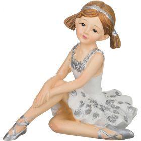 Статуэтка балерина 5*8*7 см.