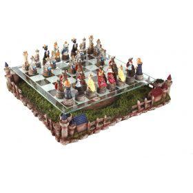 Набор для игры в шахматы.42*42*10 см-765-005