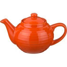 Заварочный чайник 800 мл.оранжевый-470-318