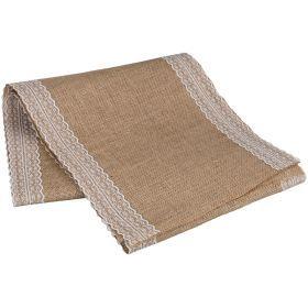 Салфетка декоративная 26*275 см.без упаковки-242-110