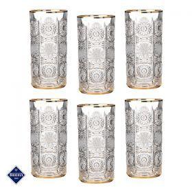 Набор стаканов для воды из 6 шт. pk500 350 мл.