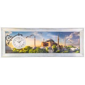 Часы настенные кварцевые 94*44 см (кор=5шт.)-207-330