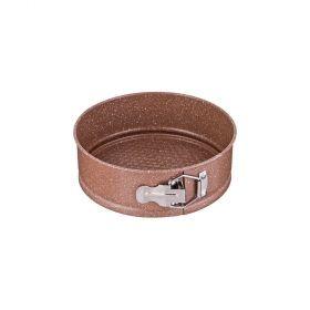 Форма для выпечки разъемная с антипригарным покрытием 18*6,8 см-708-066