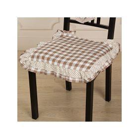 Сидушка на стул 52*52 см.без упаковки-329-018
