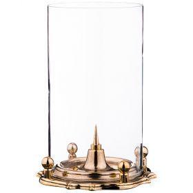 Подсвечник диаметр=10,5 см. высота=19 см.-333-396