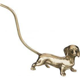 Подставка для колец пес высота=10 см.