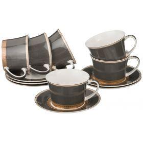 Кофейный набор на 6 персон 12 пр. 150 мл.