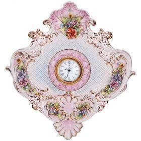 Часы настенные 51*48 см. циферблат диаметр=8 см.-282-152
