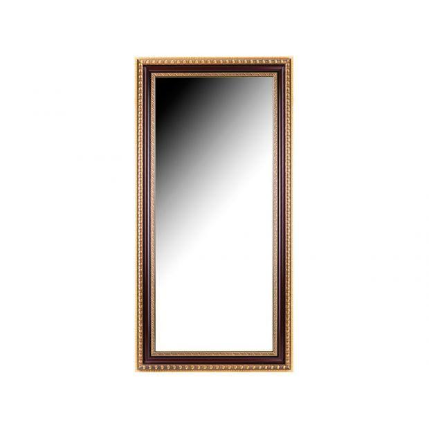 Зеркало 150х50 см. в багетной раме 165х65 см-575-909-24