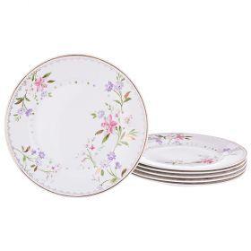Набор подстановочных тарелок из 6 шт. диаметр=25 см.-274-832