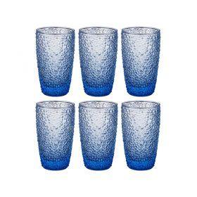 Набор стаканов из 6 шт.450 мл.высота=14 см.
