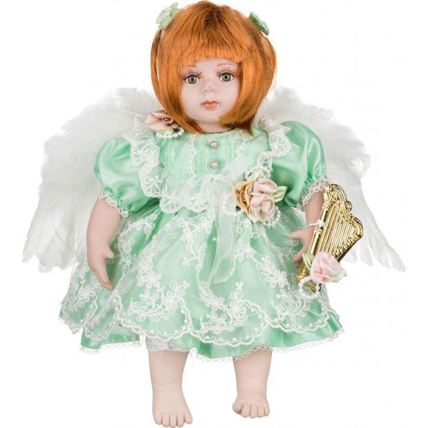 """Кукла """" ангелочек - лёля""""  высота=31 см.-485-003"""