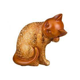 Фигурка кошка связь с таинственным миром вид 1 высота=28 см.