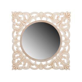 Зеркало настенное в раме коллекция пейон 44,5*1,5*44,5 см