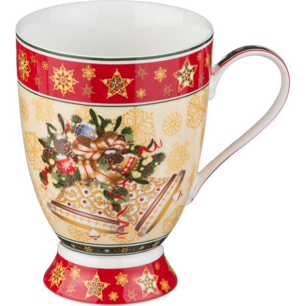 "Кружка ""christmas collection"" 300 мл.-586-179"