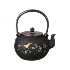 Чайник чугунный 1300 мл.-734-055
