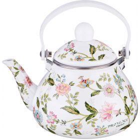 Чайник эмалированный с фильтром из нжс, 1,3л-934-360