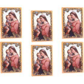Набор религиозных магнитов из 6 шт.