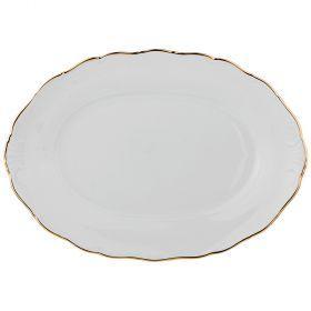 Блюдо овальное длина=32 см.