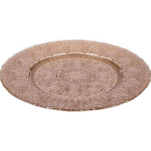 "Блюдо ""стамбул"" диаметр= 33 см.-228-097"