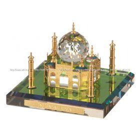 Изделие декоративное мечеть тадж махал 6,5*6,5*5 см.