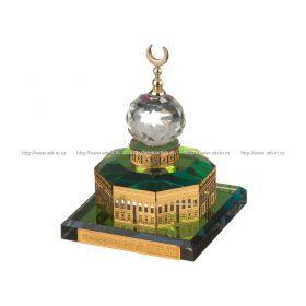 Изделие декоративное мечеть иерусалим 6,5*6,5*9 см.