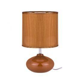 Светильник настольный с абажуром 27,5*15 см-134-128