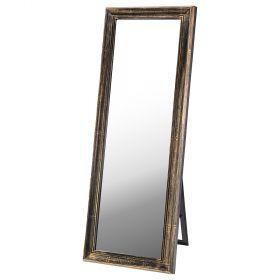 Зеркало напольное 35*110 см (кор=5шт.)-207-366