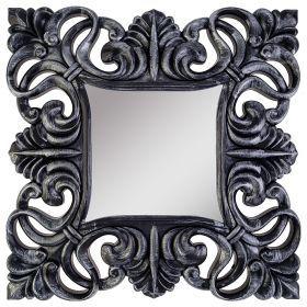 Зеркало настенное 60,5*60,5 см (кор=6шт.)-207-372